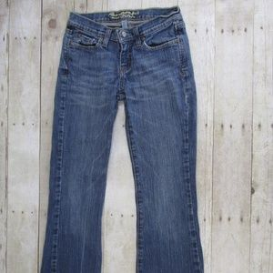 Abercrombie & Fitch Low Rise Stretch Jeans Sz0